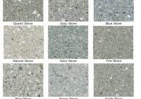 Natural Stone range swatch brochure