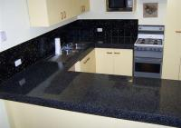 Black Granite on Black Base coating